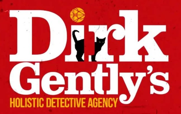 The logo for Netflix's adaptation of Dirk Gently's Holistic Agency